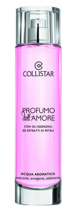 Аромат Profumo del Amore с нотами роз, Collistar