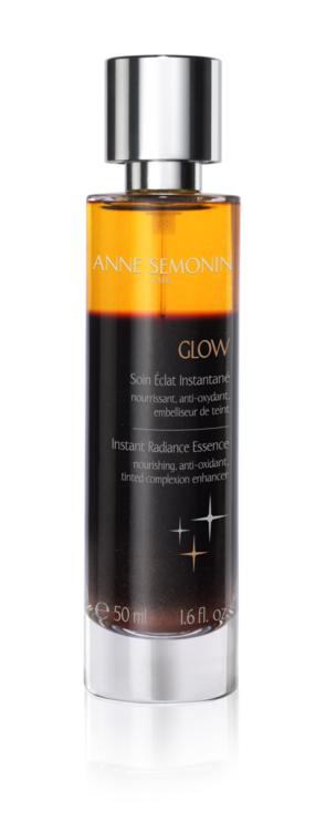 Питательное антиоксидантное сухое масло для тела Glow, Anne Semonin