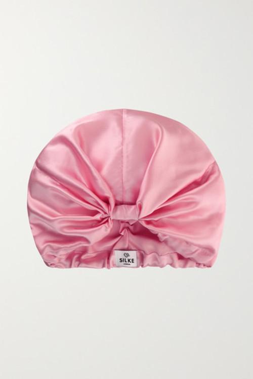 Шелковая шапочка для волос, Silke London