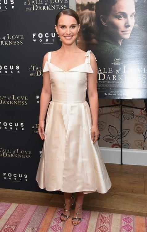 Натали Портман в Dior Haute Couture, 2016