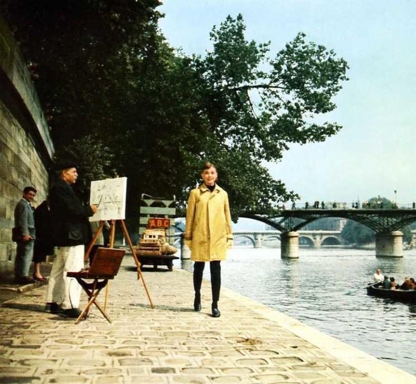 Париж, когда там жара, 1964