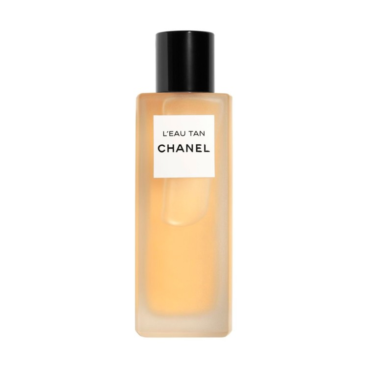 Тонізуюча вода для тіла з ефектом мерехтливої засмаги L'Eau Tan, Chanel