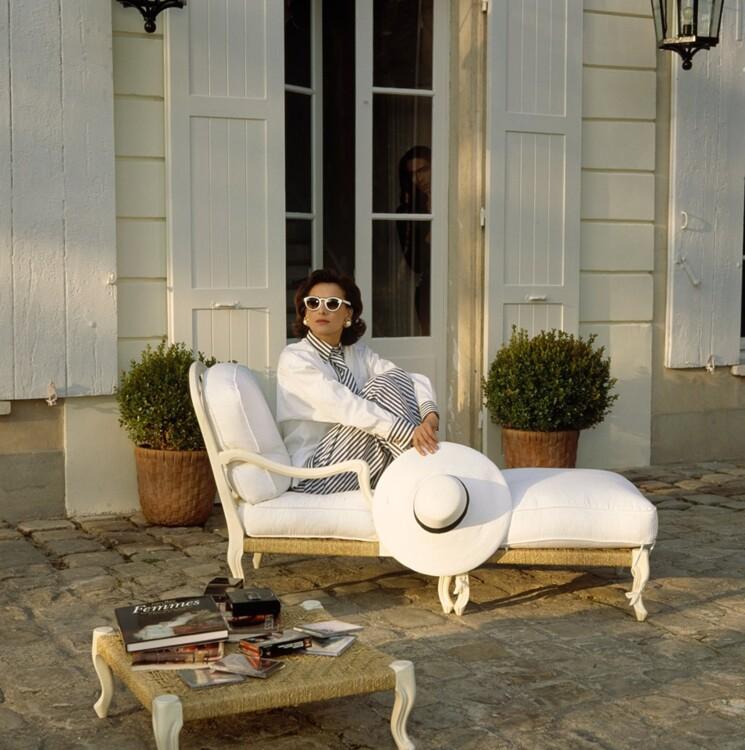 Chanel весна-лето 1988