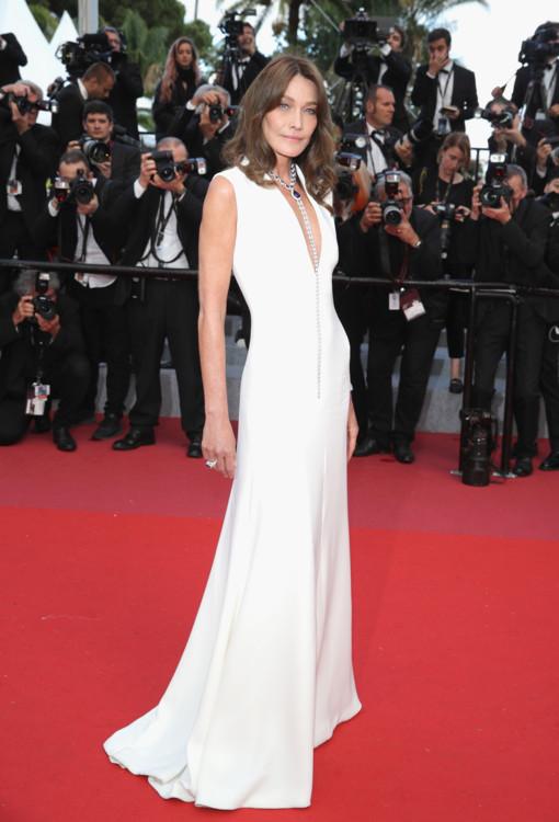 Карла Бруні в Christian Dior