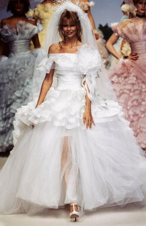Chanel Haute Couture весна-лето 1994