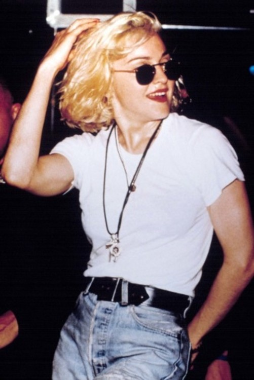 Мадонна, 1990-е годы