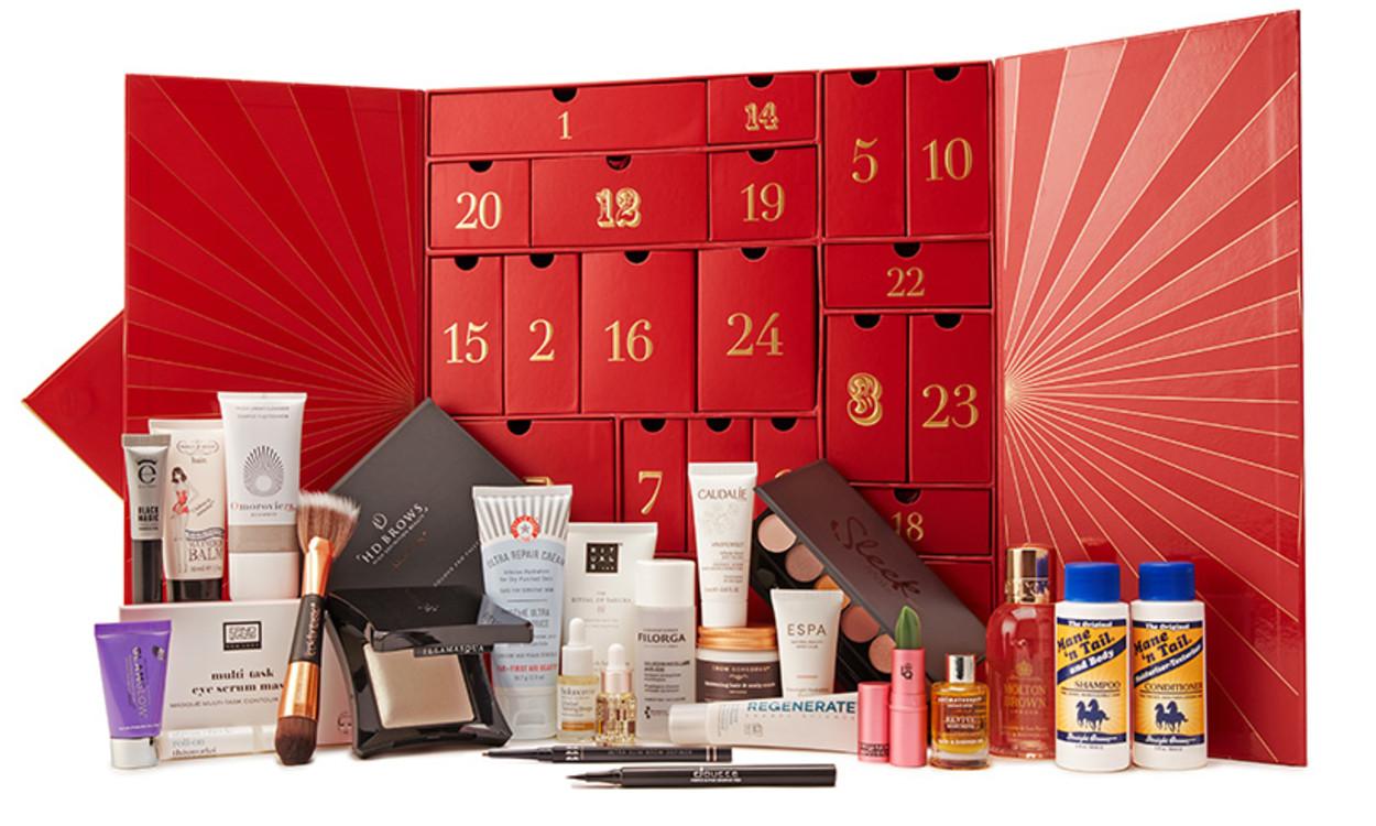 Look Fantastic Advent Beauty Calendar