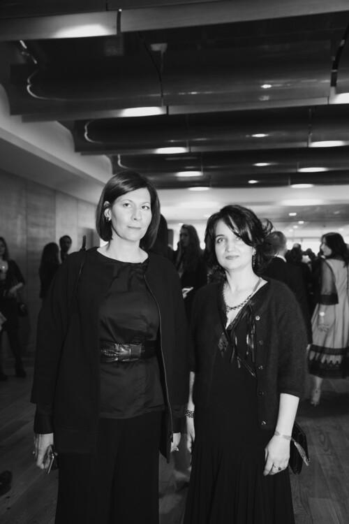 Елена Шрамко и Елена Шабашкевич