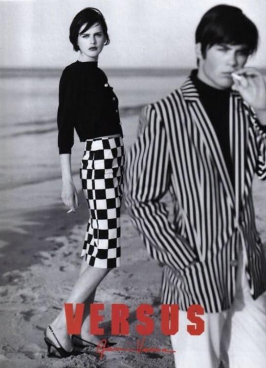 Versus Versace весна-лето 1995