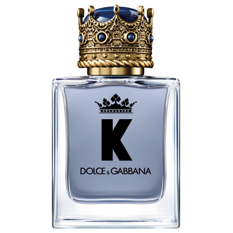 K by Dolce & Gabbana, Dolce & Gabbana, с нотами ягод можжевельника, ветивера, мускатного шалфея