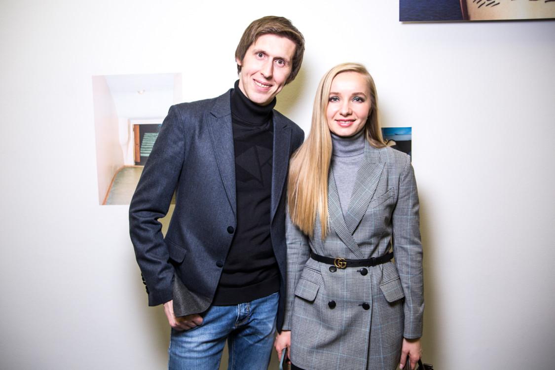 Юлия и Максим Волошины