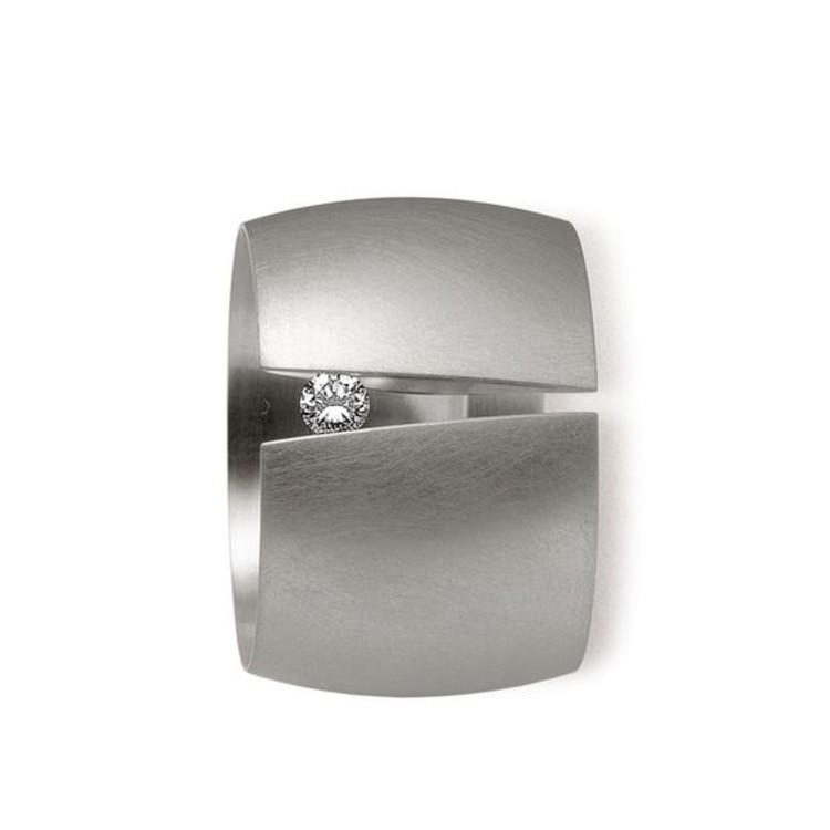 Кольцо, бриллиант, Orro