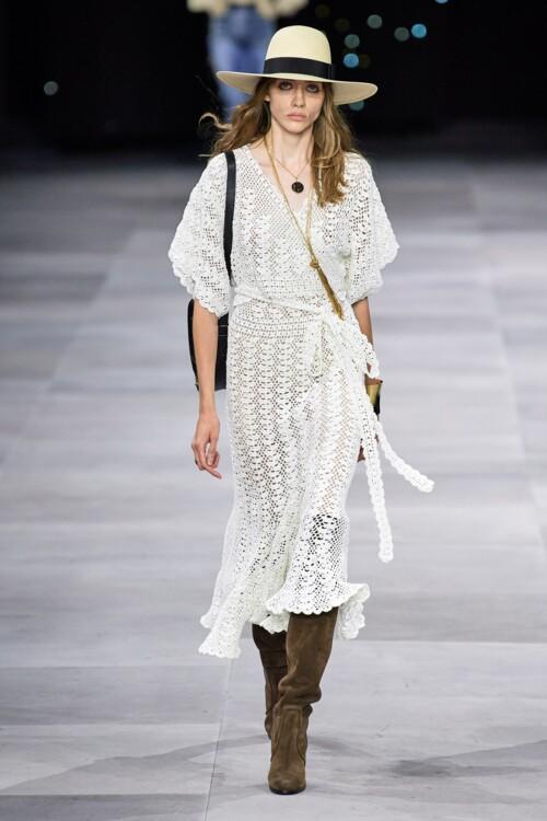 одежда в стиле бохо 2020 фото