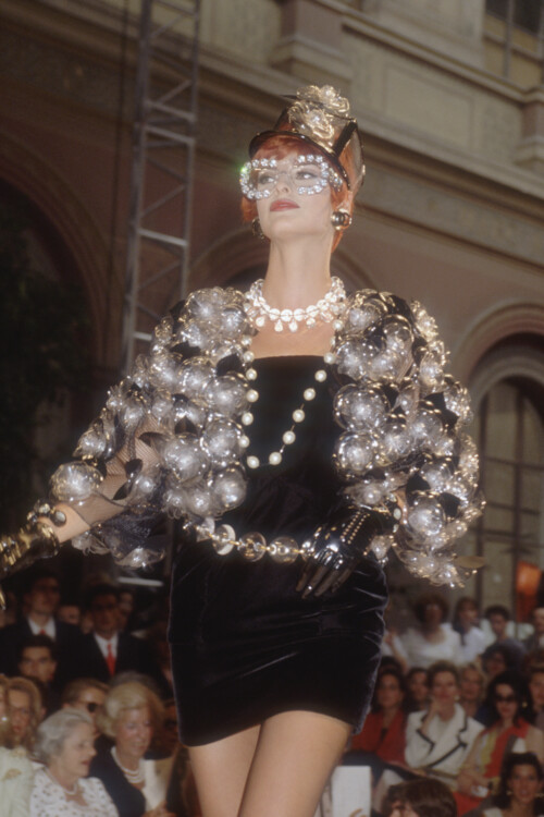 Chanel Couture, 1991