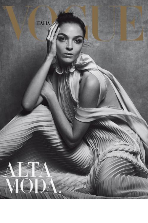 Vogue Italy, март 2017