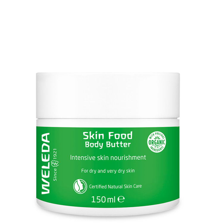 Крем для тіла Body Butter Skin Food, Weleda