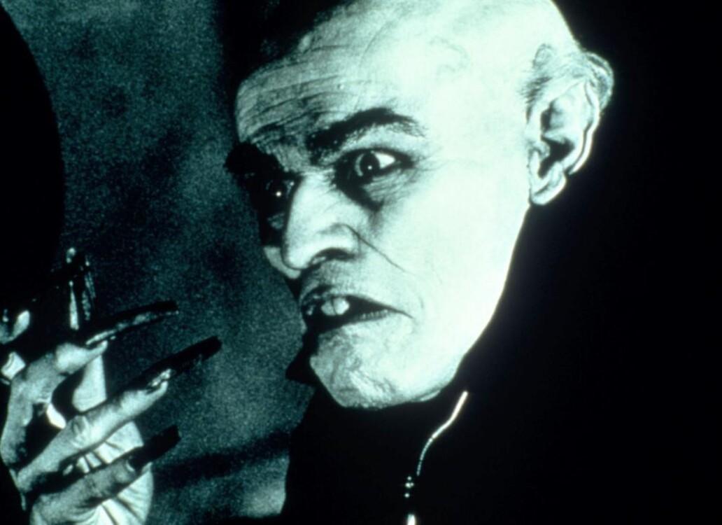 Уиллем Дефо в фильме «Тень вампира», 2001