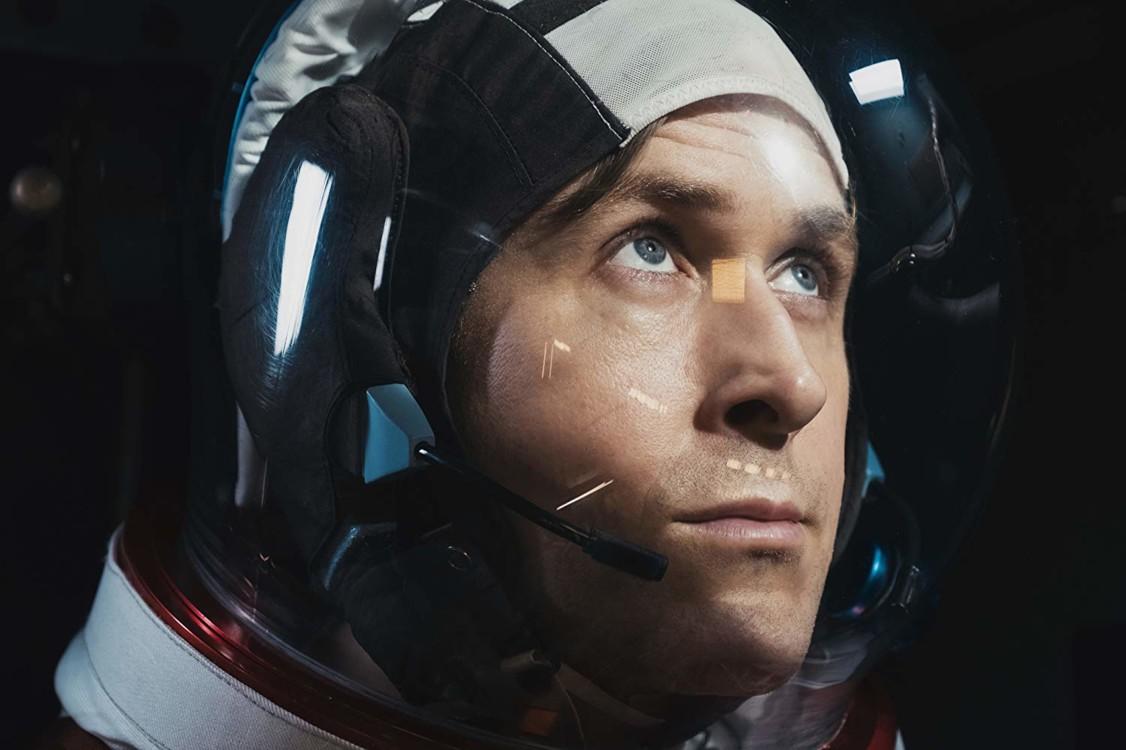 """Раян Гослінг у фільмі """"Людина на Місяці"""", 2018"""