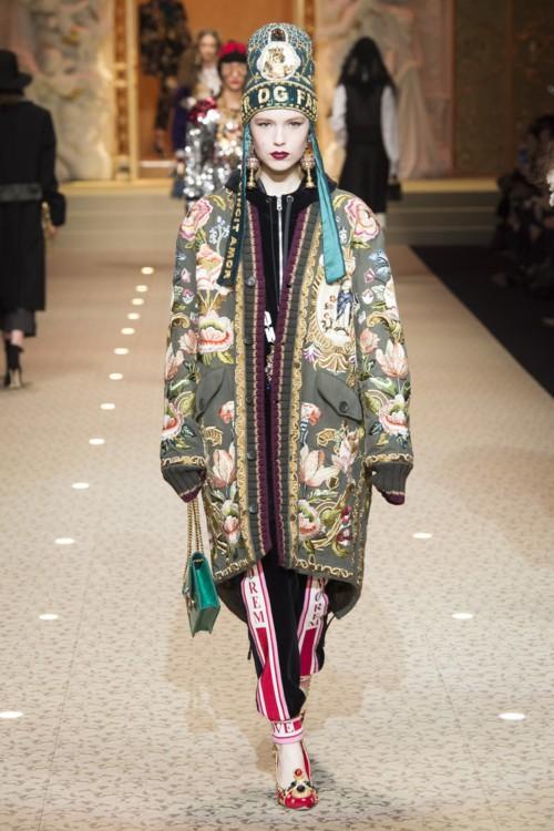 Ева Подурян, Dolce & Gabbana