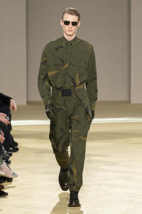 Salvatore Ferragamo Menswear осень-зима 2020/2021