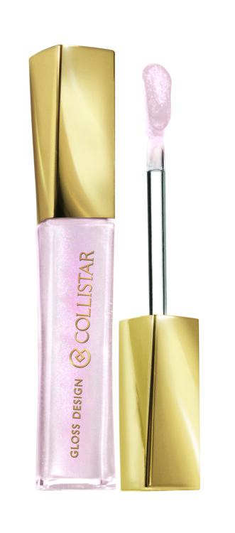Блеск для губ Gloss Design № 38 Pink Pearl из летней коллекции макияжа Portofino, Collistar