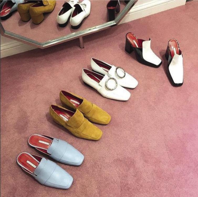 «Самый правильный из новых обувных брендов – обязательно куплю бирюзовые мюли»