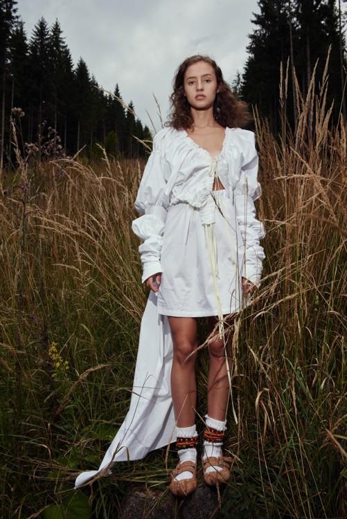 Платье Anton Belinskiy