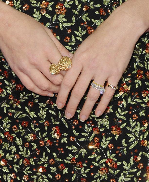 Обручальное кольцо Эми Адамс