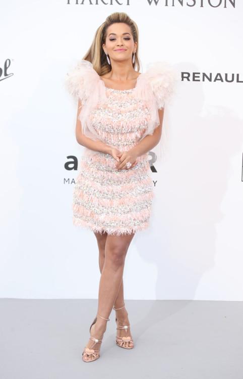 Рита Ора в Chanel