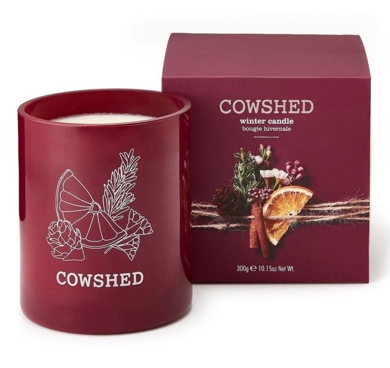 свеча Cowshed, Winter Candle