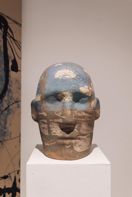 Керамическая скульптура Александра Мирошниченко