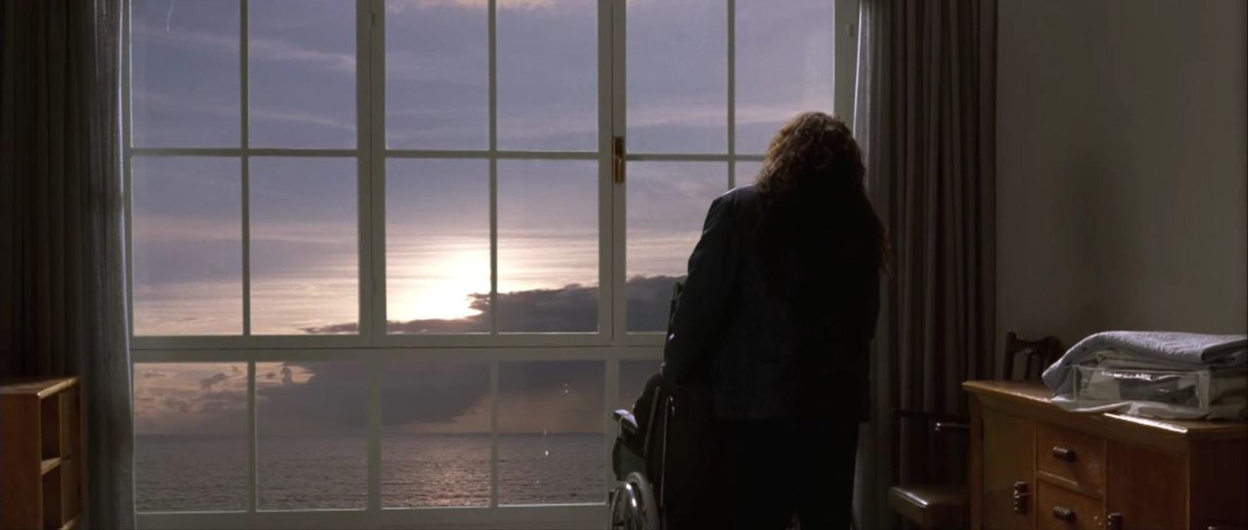 Кадр з фільму «Море всередині», 2004