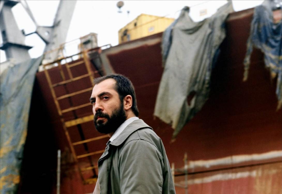 Гав'єр Бардем у фільмі «Понеділки на сонці», 2002