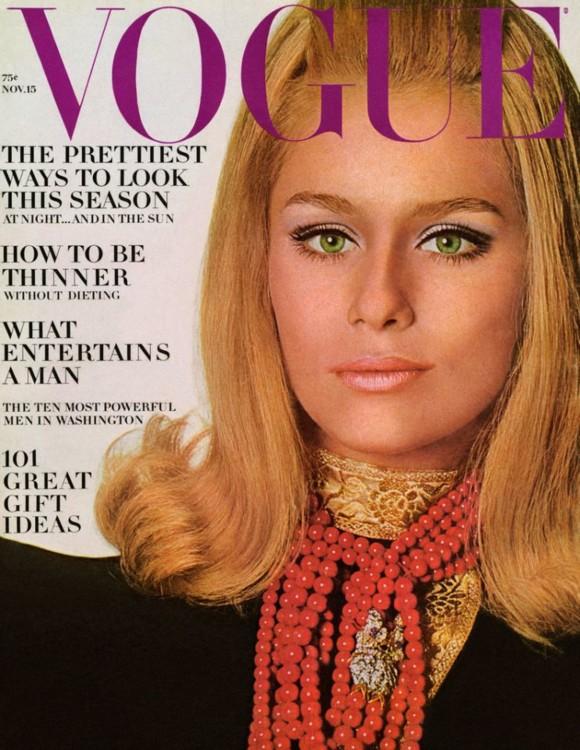 Vogue US, ноябрь 1966