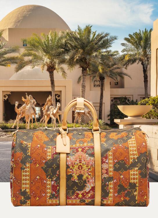 Сумка для курорта One&Only Royal Mirage в Дубае