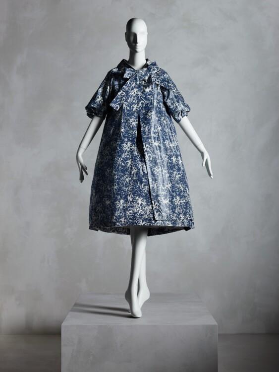 Ансамбль Іва Сен-Лорана для Будинку Dior, весна-літо 1958 року; подарунок Сенді Шраєр