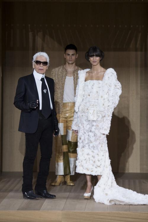 Chanel Couture весна-лето 2016