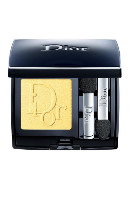 Монотени Diorshow Mono Eyeshadow №547 It-Yellow, Dior