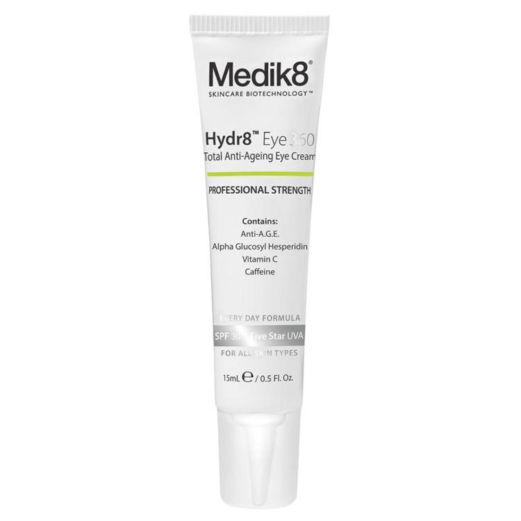 Комплексный антивозрастной крем для глаз Hydr8™ Eye 360, Medic8