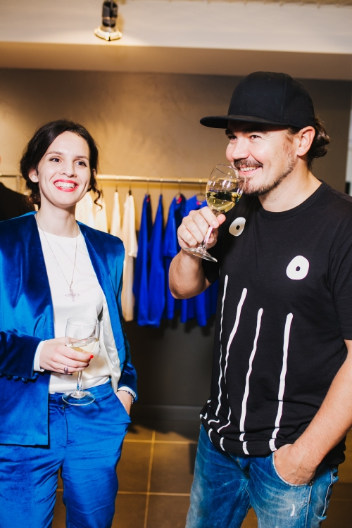 Анна Бондаренко и Фагот