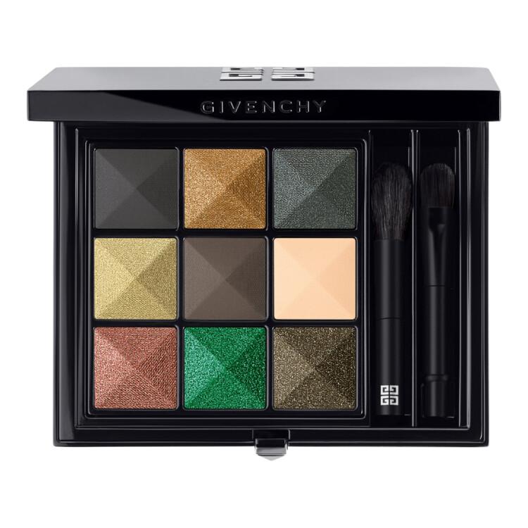 9-цветный набор теней Le 9 de Givenchy, Givenchy