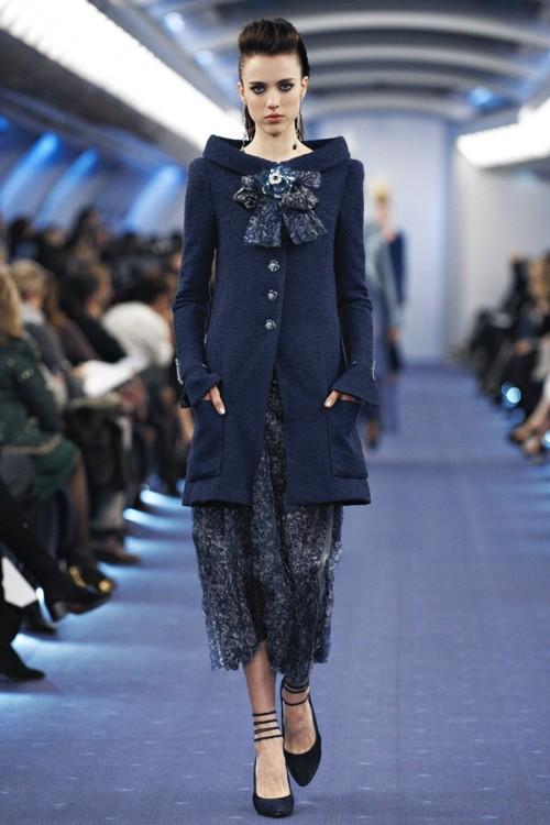 Chanel Couture весна-літо 2012