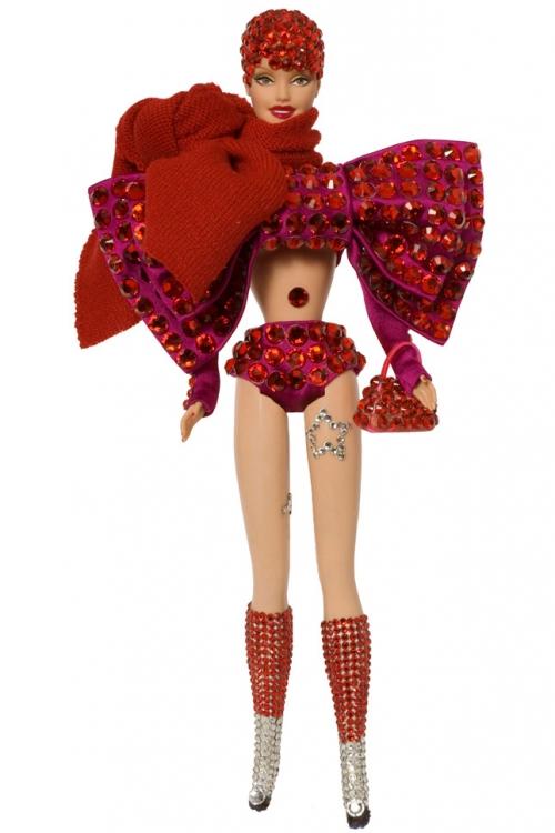 Барби в Sonya Rykiel