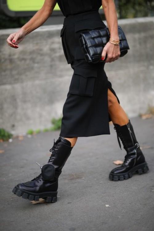 Ботинки на шнуровке: +39%