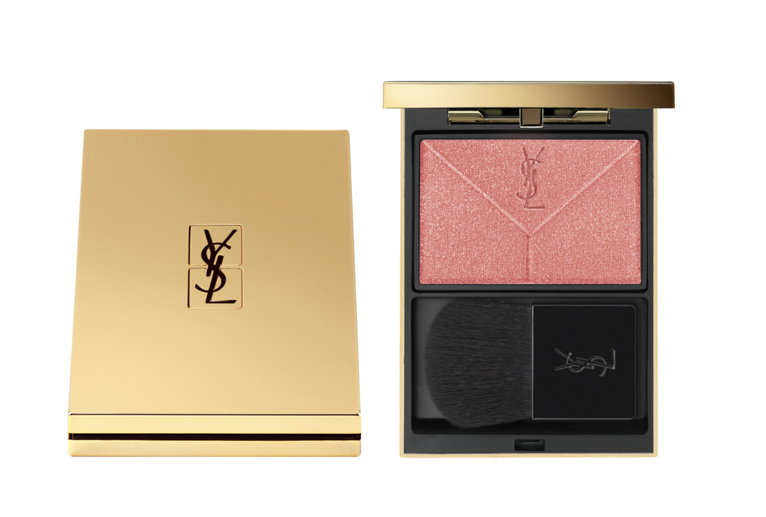 Румяна Couture Blush №5 Nude Blouse, YSL Beauty