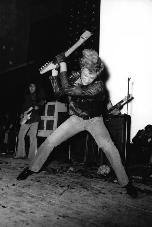 Джонни Холлидей на съемочной площадке, 1960-х