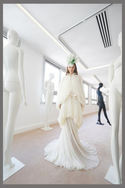 Giambattista Valli Couture осень-зима 2019/2020