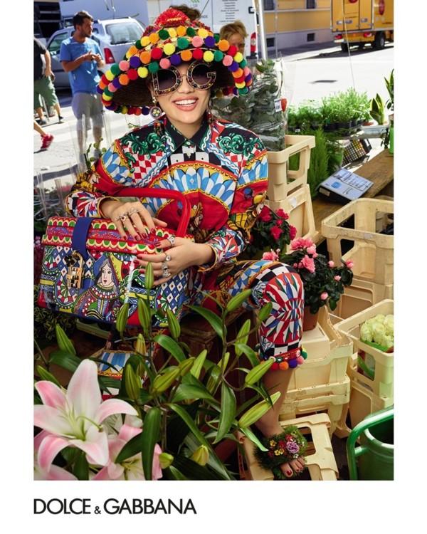 5c4ed57cab821 - Dolce&Gabbana на рынке: новая рекламная кампания