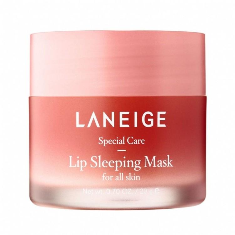 Нічна маска для губ Lip Sleeping Mask, Laneige