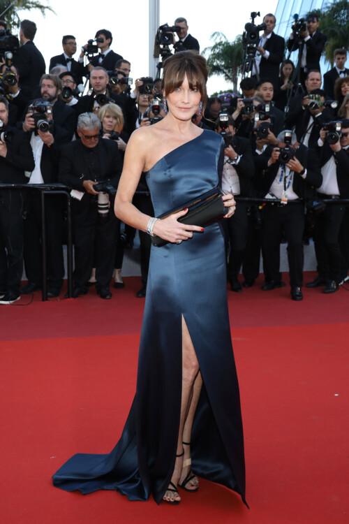 Карла Бруні-Саркозі в Celine by Hedi Slimane